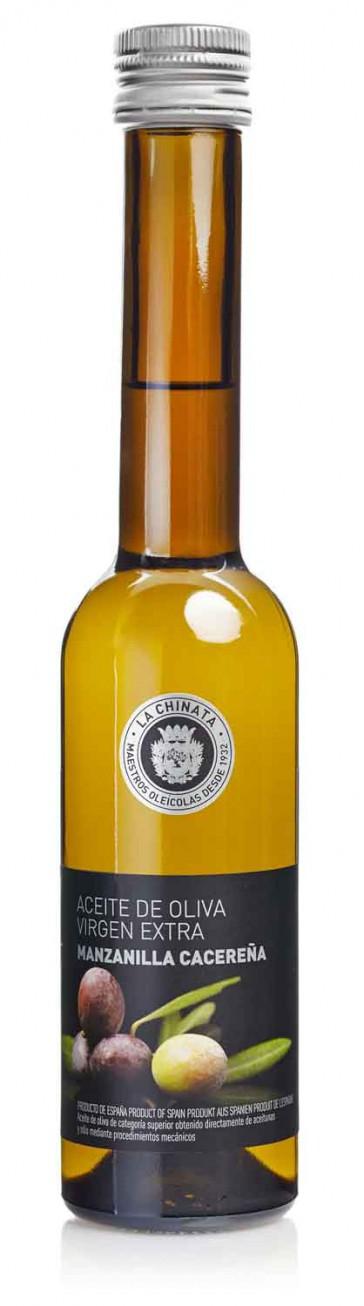 Aceite De Oliva Virgen Extra Monovarietal Manzanilla Cacereña