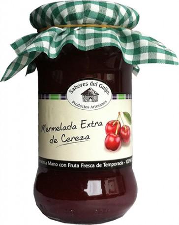Mermelada Artesana De Cereza