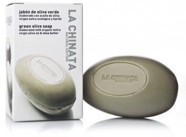 Jabón De Oliva Verde