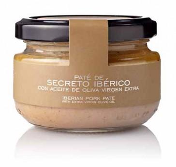 Paté De Secreto Ibérico Con Aceite De Oliva Virgen Extra