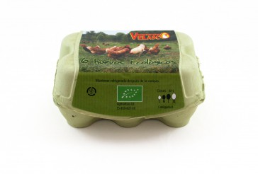 Huevo Ecologico 1/2 Doc. Velasco