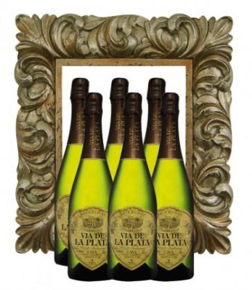 Cava Via De La Plata Brut Chardonnay 75cl