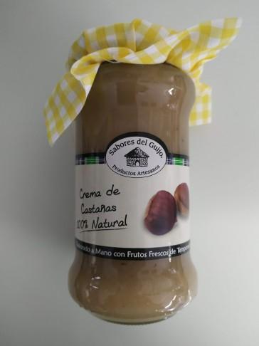 Mermelada Artesana De Crema De Castaña