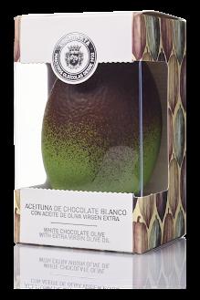 Aceituna De Chocolate Blanco