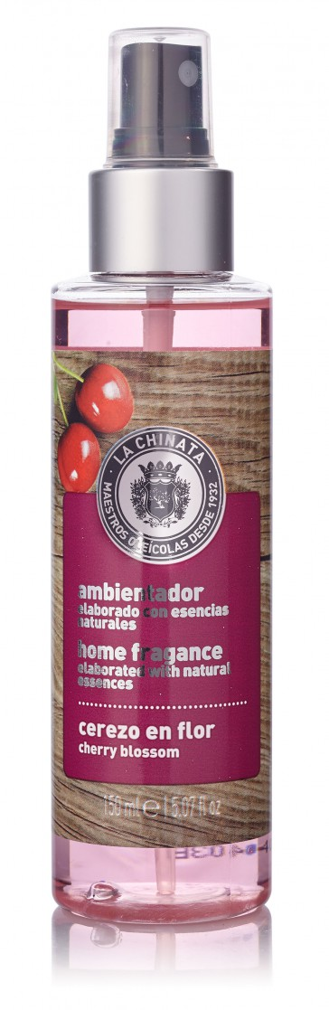 Ambientador Spray Cereza