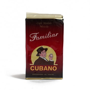 Café Cubano Portugues Familiar 0,25kg