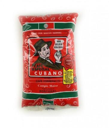Café Cubano Portugués Torrefacto En Grano 0.5kg