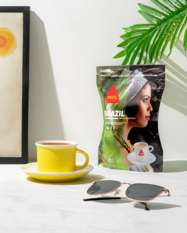 Café Delta Brasil Molido 0,25 Kg