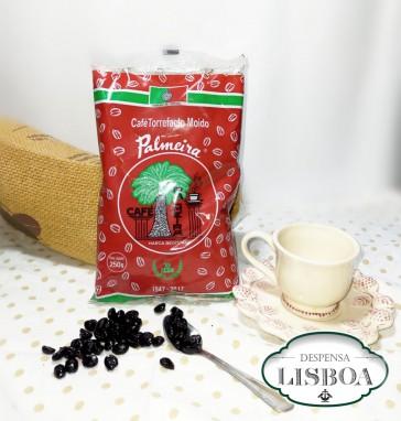 Café Palmeira Torrefacto Molido 0,25 Kg