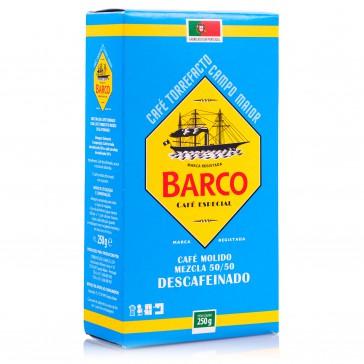 Café Barco Descafeinado Molido Mezcla 250 g