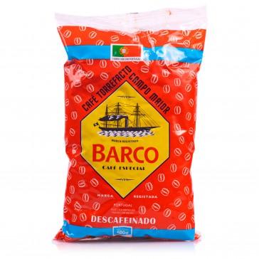 Café Barco Descafeinado Grano 500 g