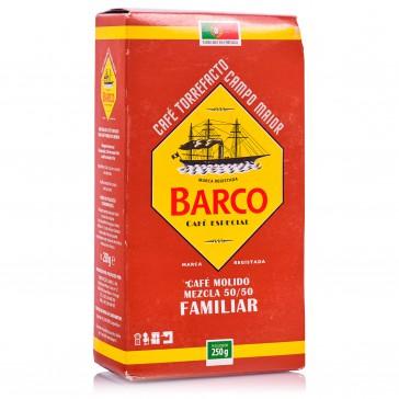 Café Barco Molido Familiar Mezcla 250 g