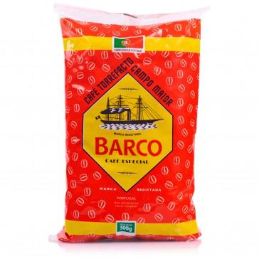 Café Barco Torrefacto Grano 500 gramos