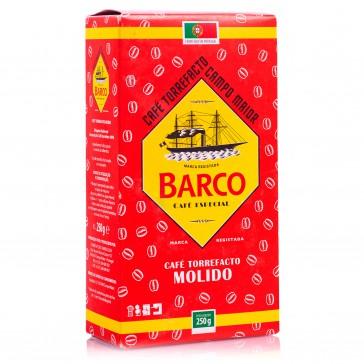 Café Barco Torrefacto Molido 250 g