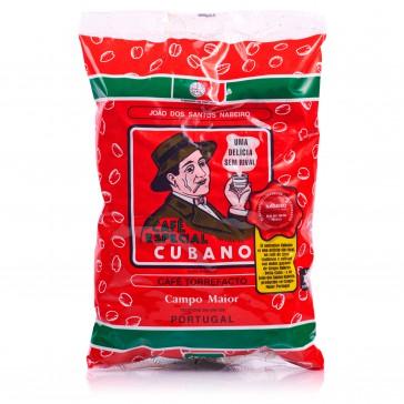 Café Cubano Portugués Torrefacto en grano 250 g