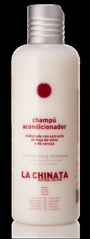 Champú Acondicionador 0% Cereza