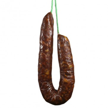 Chorizo De Venao. Embutido Extremeño.