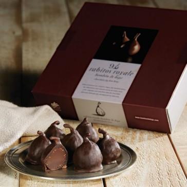 Bombones Gourmet De Chocolate Rellenos De Higo 25 Ud.