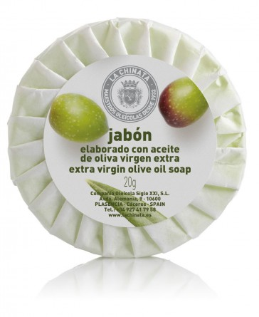 Jabon Al Aceite De Oliva 20 G