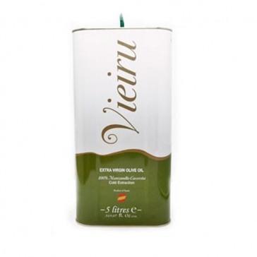 Aceite De Oliva Virgen Extra, Vieiru 5l