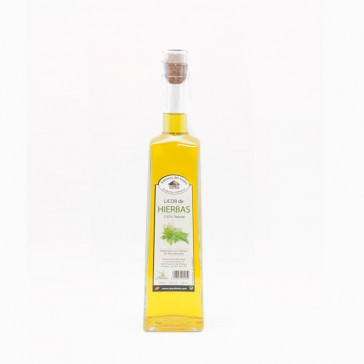 Licor Artesano De Hierbas 500ml