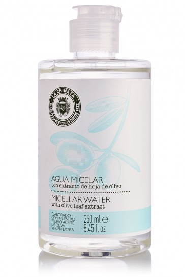 Agua Micelar Con Extracto De Hoja De Olvivo 250ml