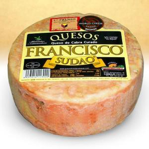 Queso De Cabra Francisco Sudao (700/900gr)