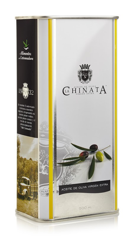 Aove La Chinata Lata De 500 Ml