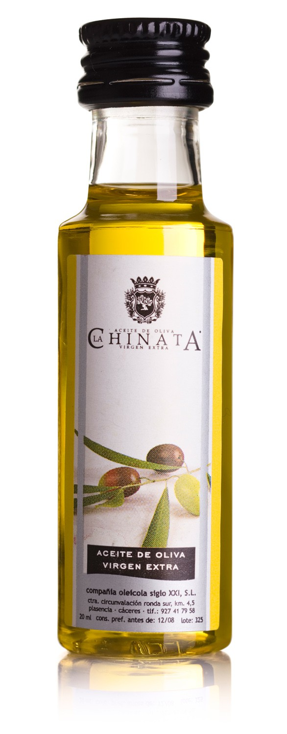 Botella Miniatura Aove La Chinata 25ml