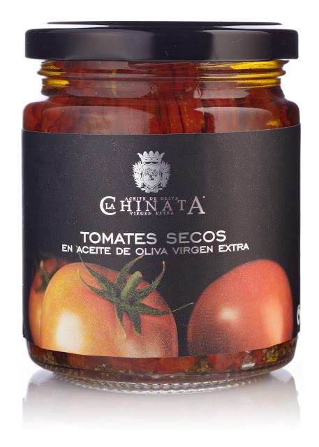 Tomates Secos En Aove
