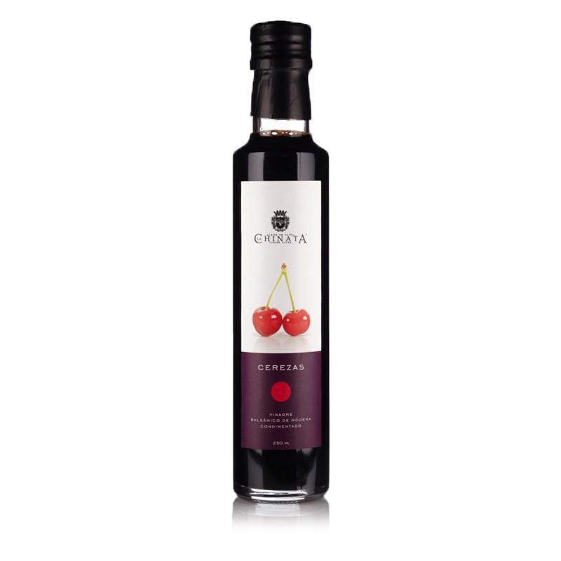 Vinagre Balsámico Con Cerezas