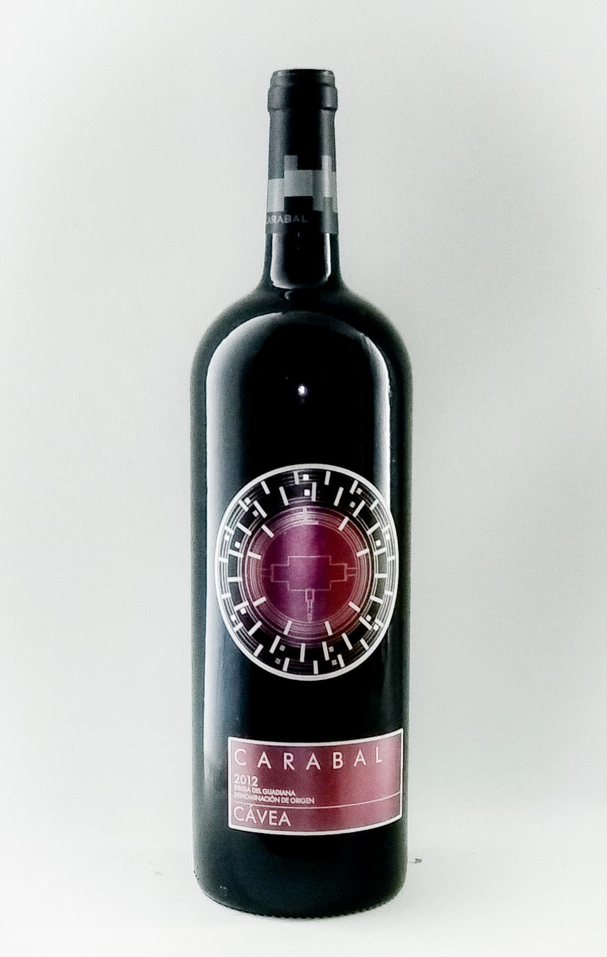 Vino Carabal Cavea T. Crianza 2012 150 Cl