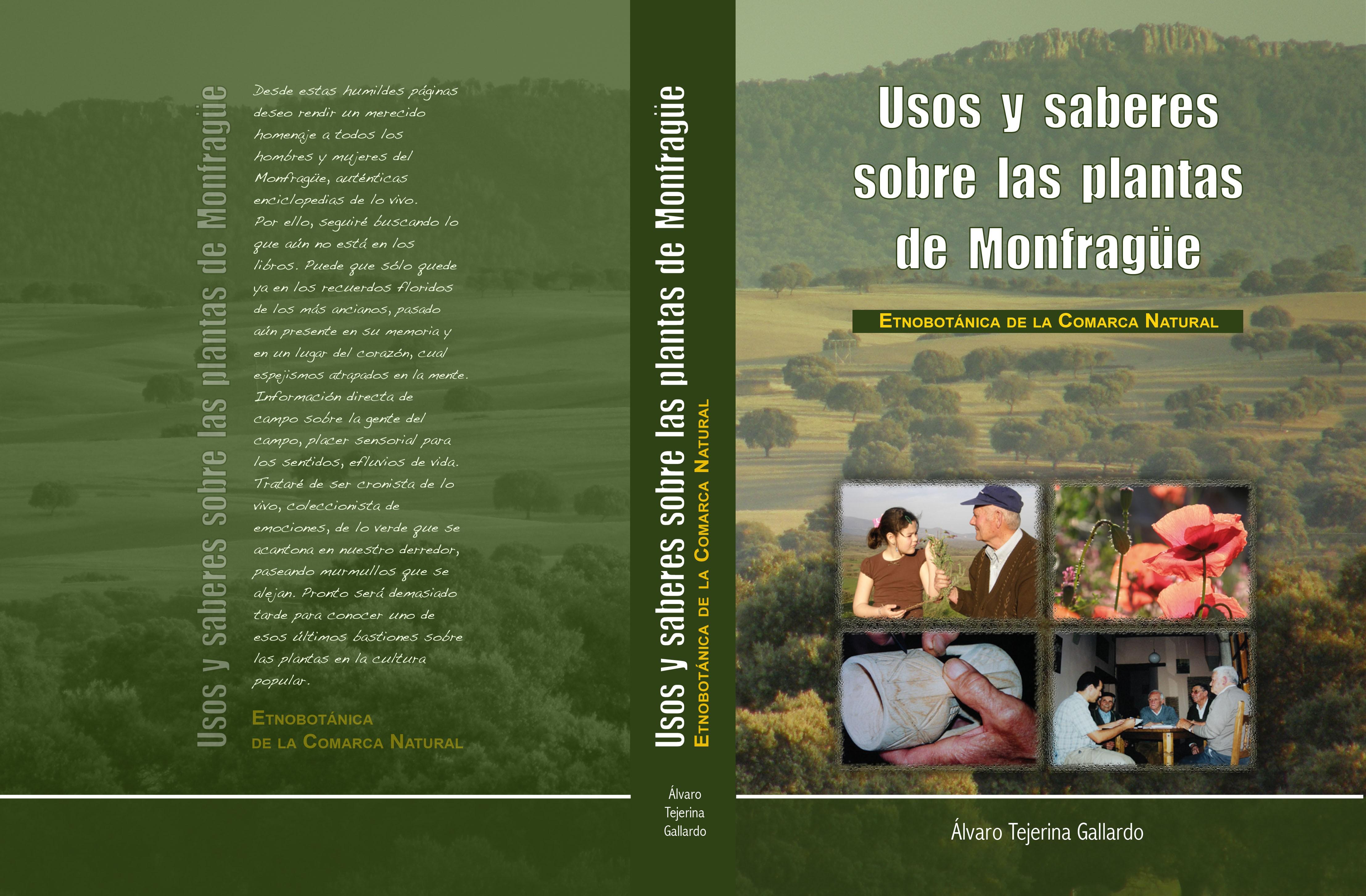 Usos Y Saberes Sobre Las Plantas Del Monfragüe