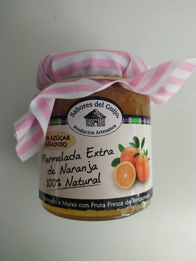 Mermelada Artesana De Naranja S/azúcar