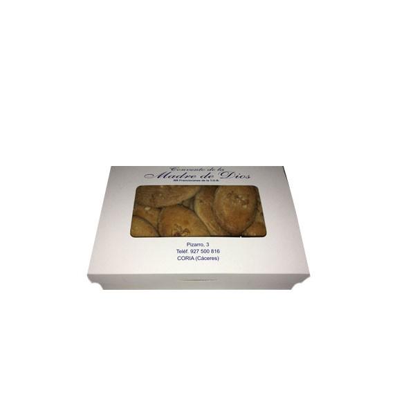 Pastas Del Almendra Elaboradas Por Las Madres Franciscanas De Coria 0,250 Kg