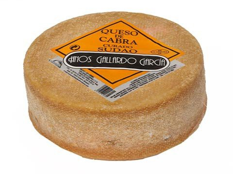 Queso De Cabra Hermanos Gallardo