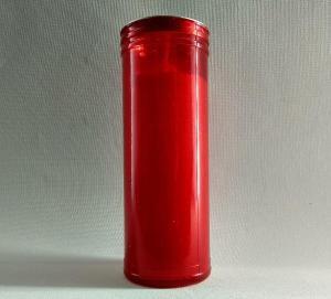 Velon Nº1 Grande Con Tapa Rojo