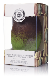 Aceituna De Chocolate Blanco