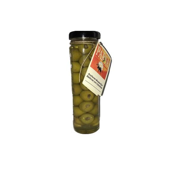 Aceitunas Rellenas A Mano Con Cebollita 150 Ml