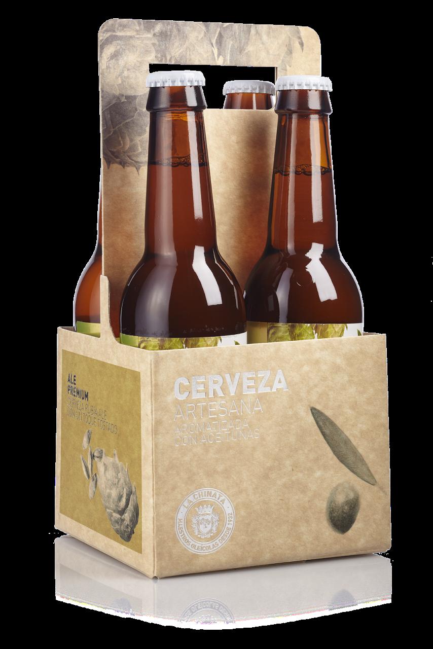 Pack 4 Cervezas Artesanas