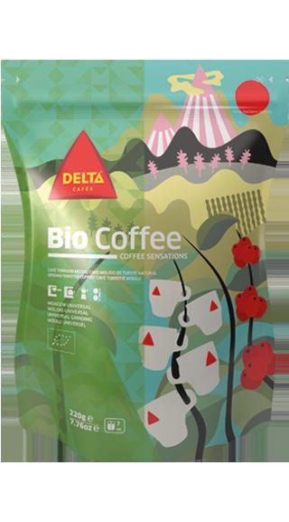 Café Delta Organic 0,25 Kg