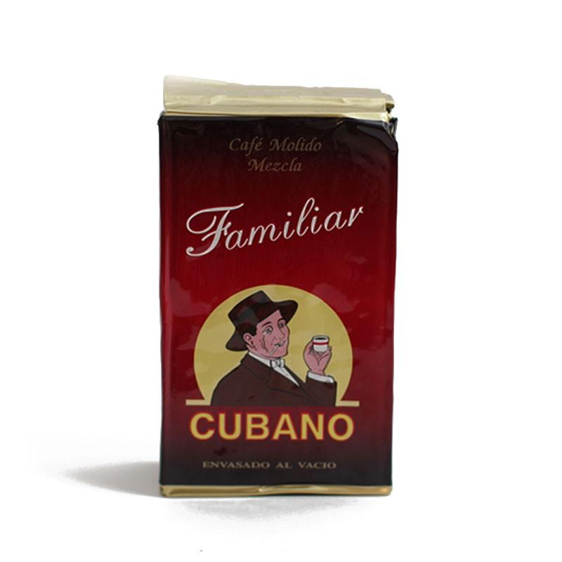 Café Cubano Familiar 0,25kg