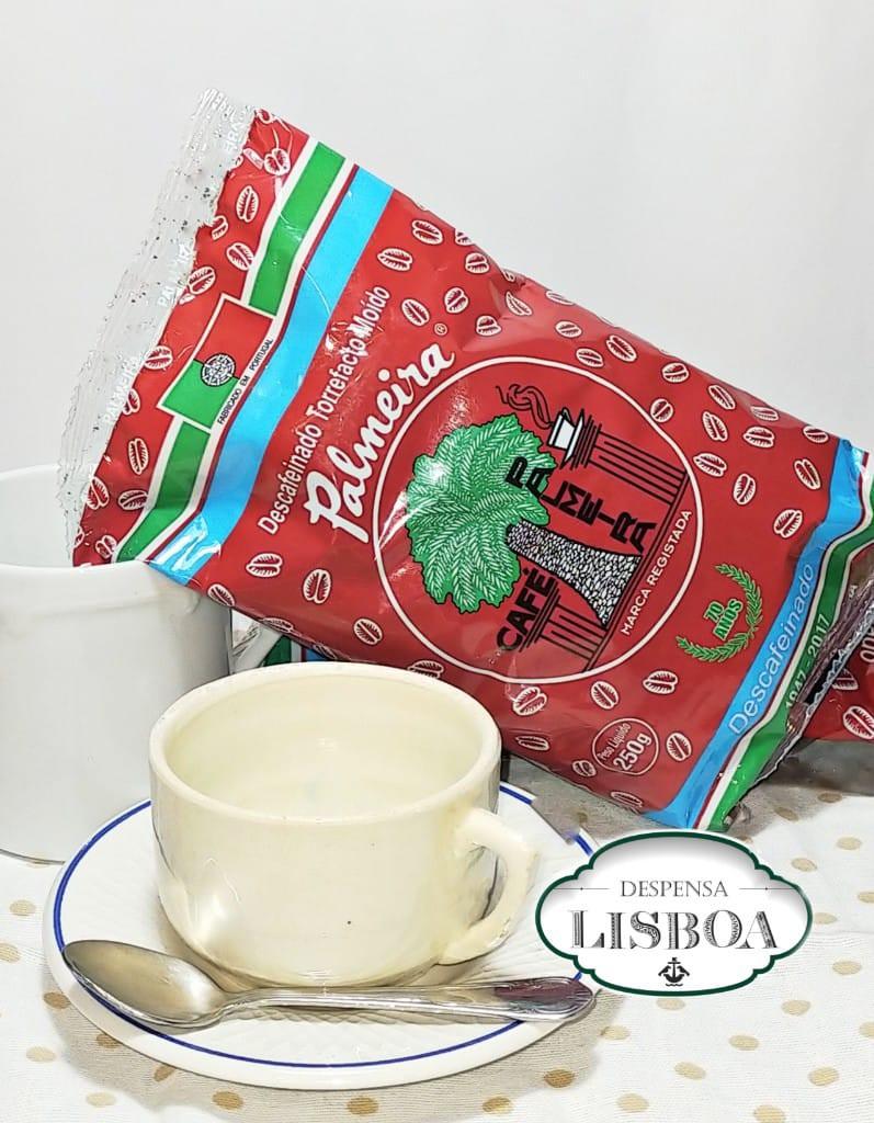 Café Palmeira Torrefacto Descafeinado Molido 0,25 Kg