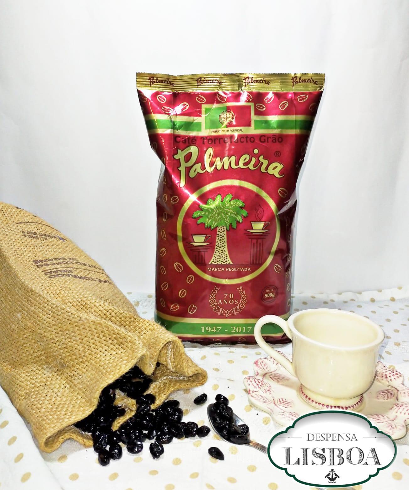 Café Palmeira Torrefacto Grano 0,5 Kg