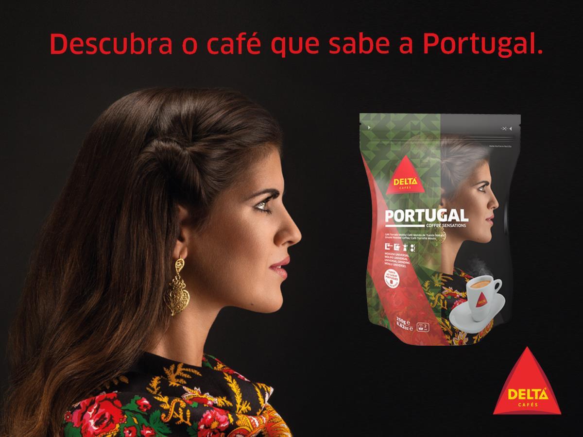 Café Delta Portugal Molido 0,25 Kg