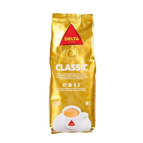 Café Delta Classic 0,25 Kg