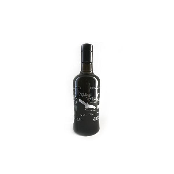 "Aceite De Oliva Virgen Extra""cigüeña Negra"" Ecológico Frasca 0.5 Litro"