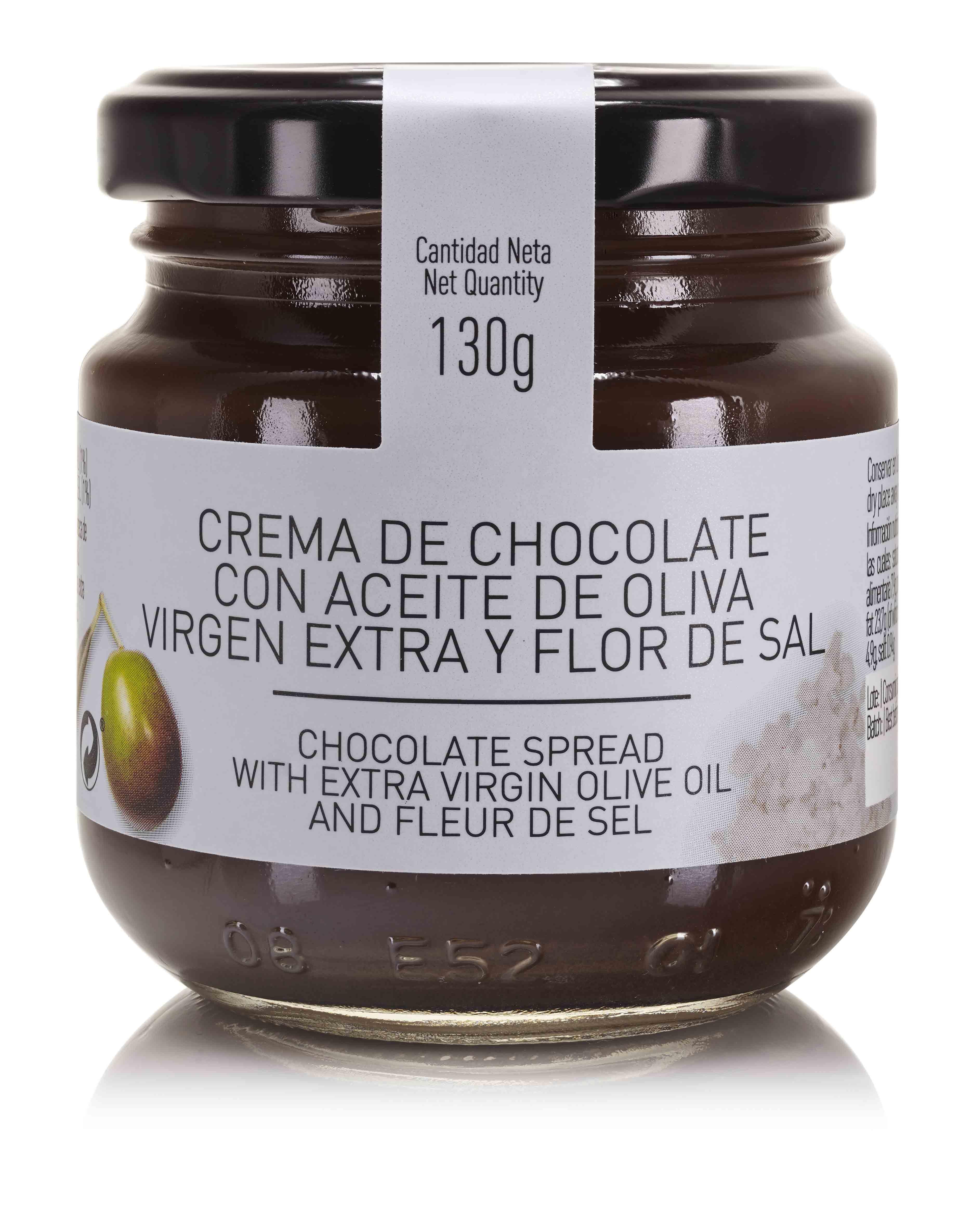 Crema De Chocolate Aove Y Sal