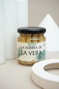 Esparragos De La Huerta De La Vera Yemas Medianas Tarro