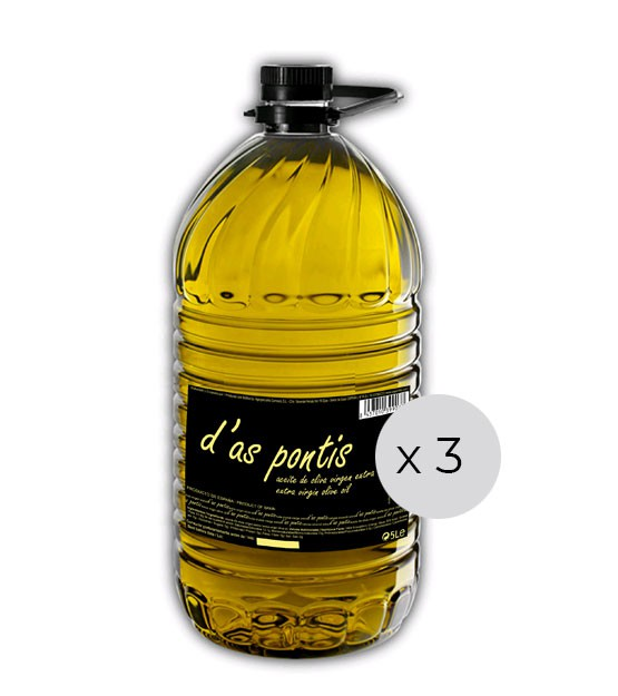 Aove D'as Pontis 5l Pet (pack De 3)